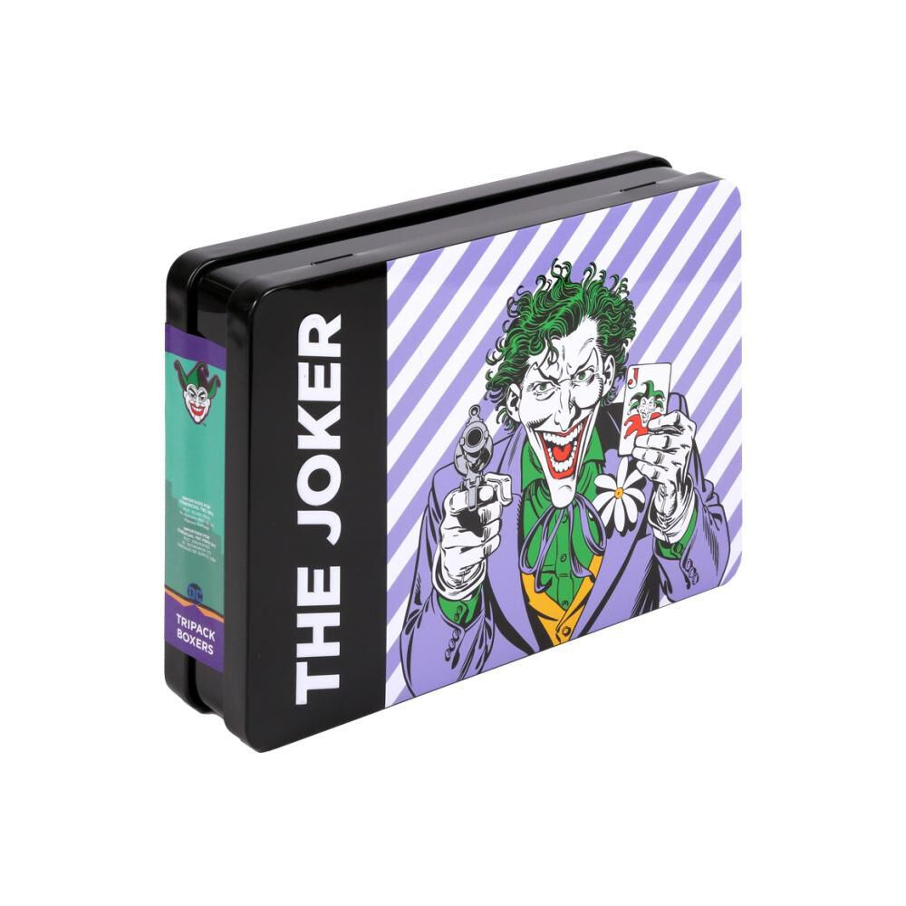 Pack Boxer Hombre Dc Comic / Pack 3 image number 1.0