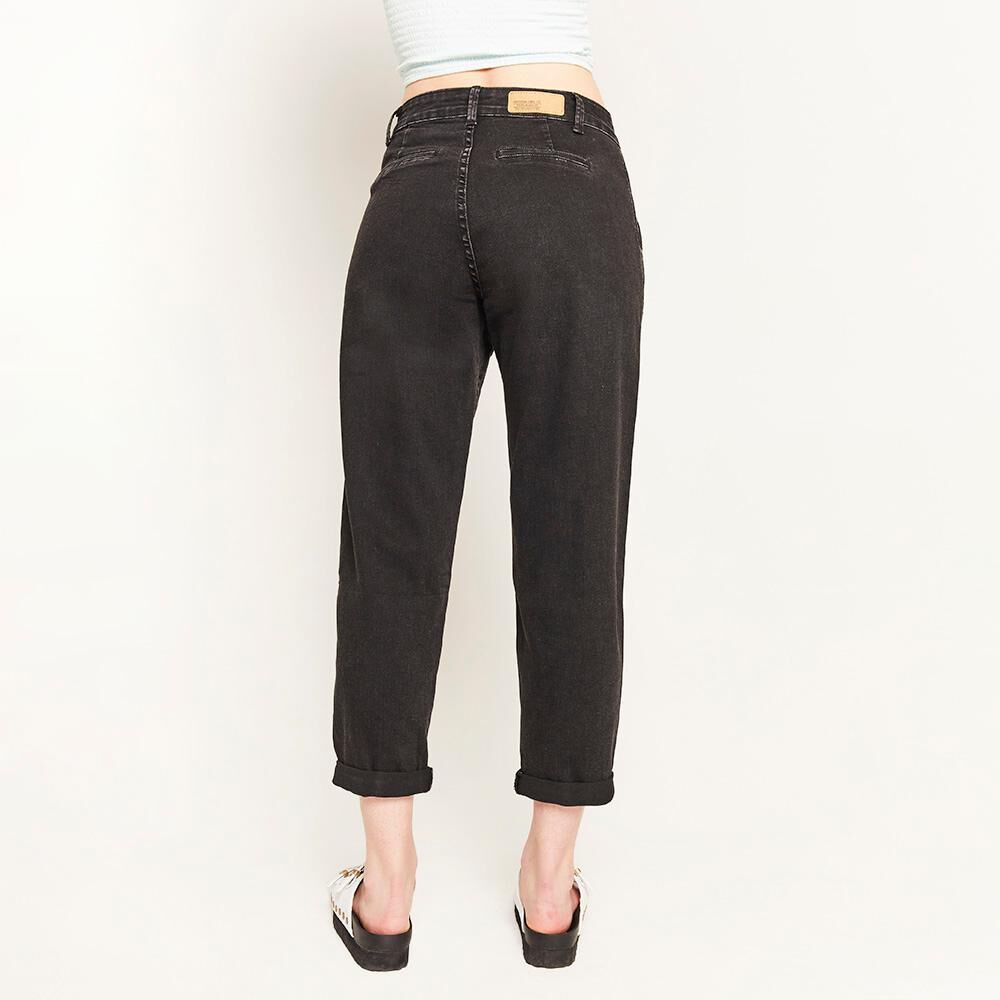 Jeans Tiro Alto Slouchy Mujer Freedom image number 2.0