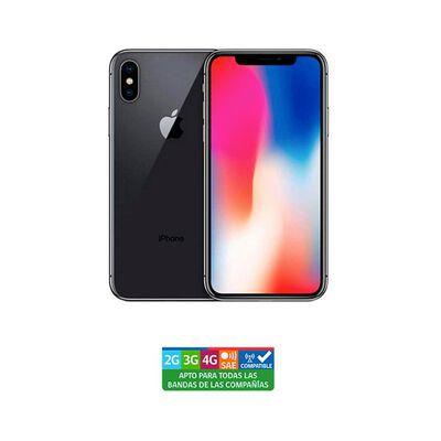 Smartphone Apple Iphone X Reac / 64 Gb / Liberado