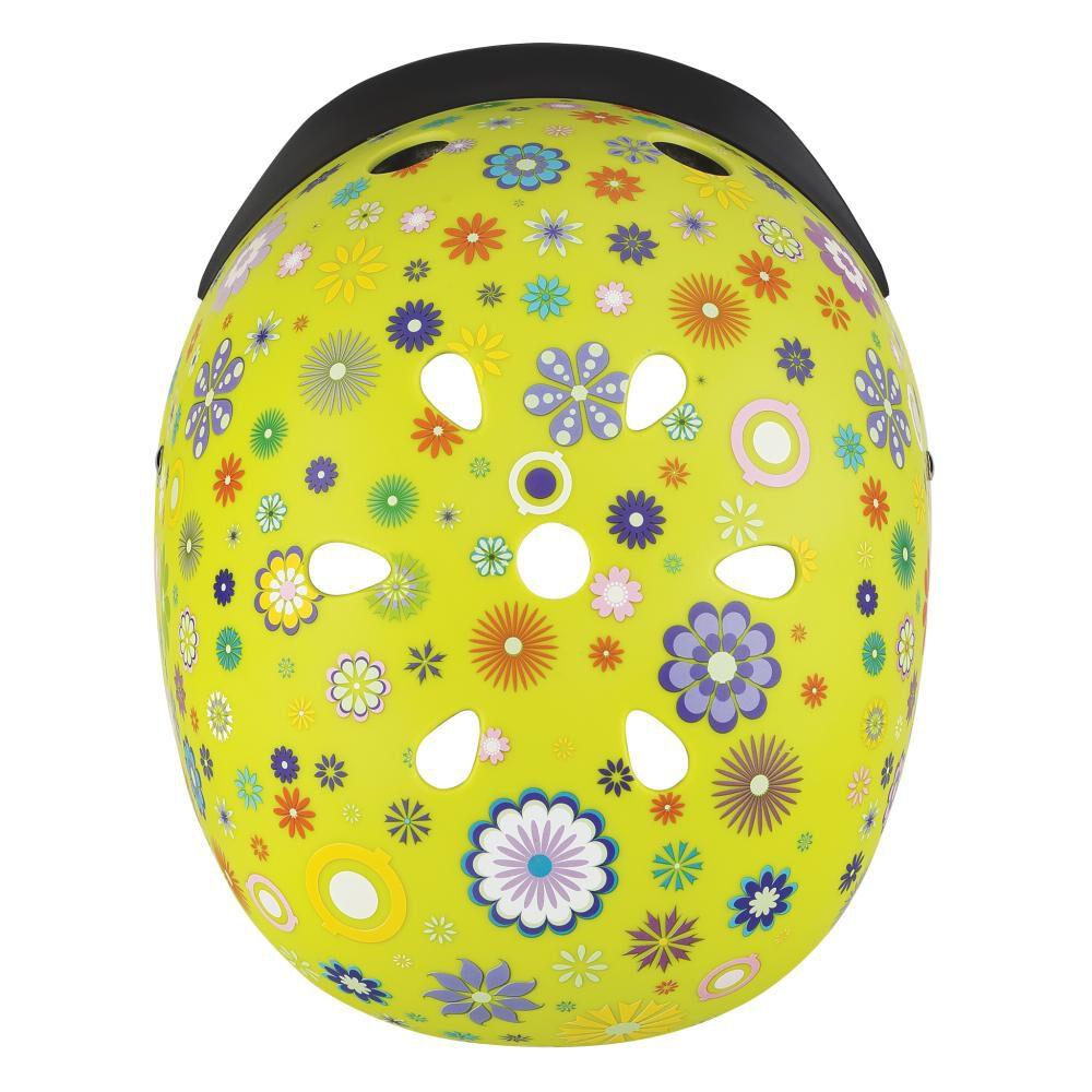 Casco Globber Helmet Elite Lights Lime Xs/S image number 4.0