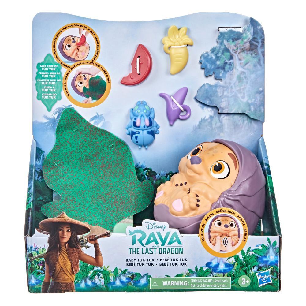 Disney's Raya and the Last Dragon Bebé Tuk Tuk image number 0.0