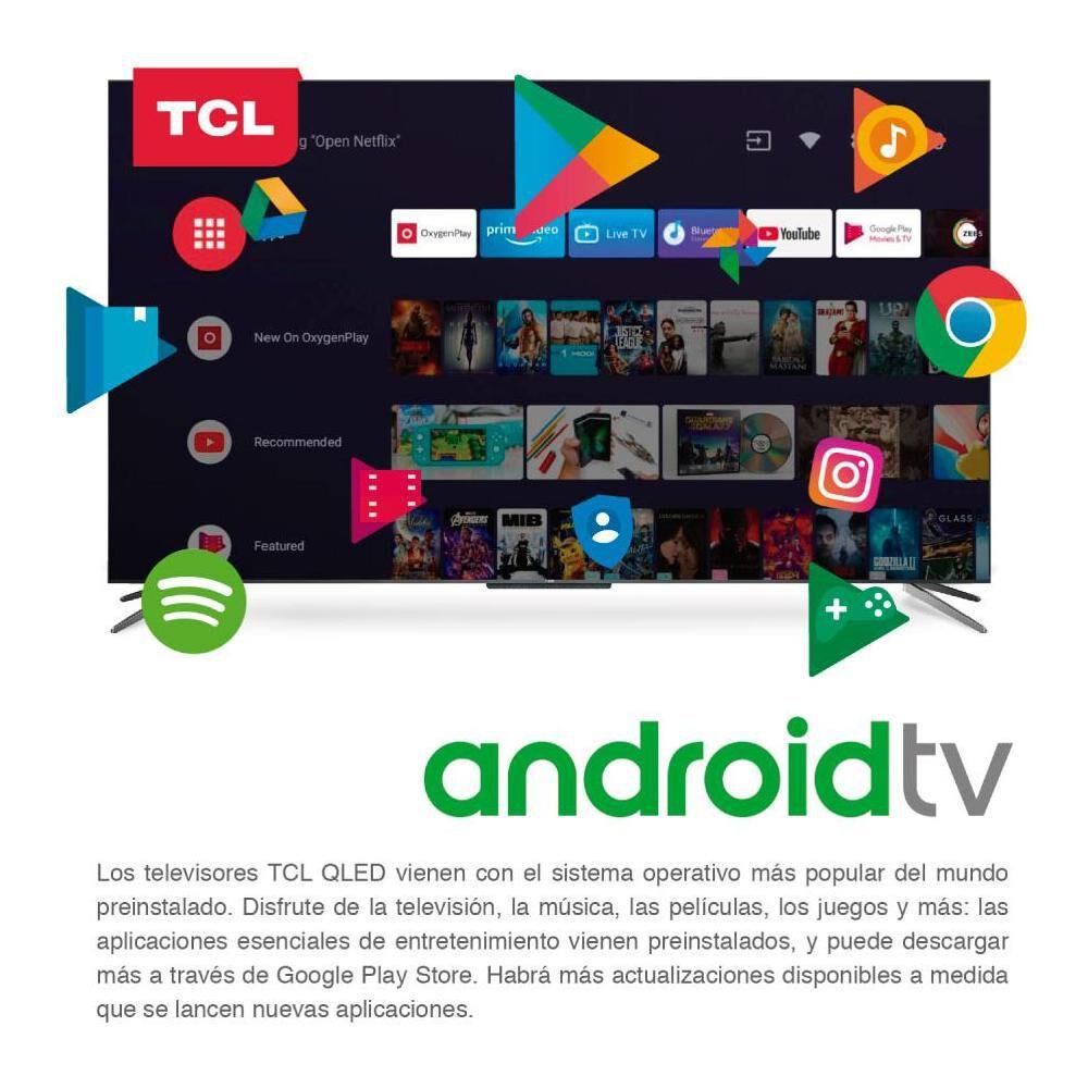 """Led TCL C715 / 55 """" / Ultra Hd / 4k / Smart Tv image number 6.0"""