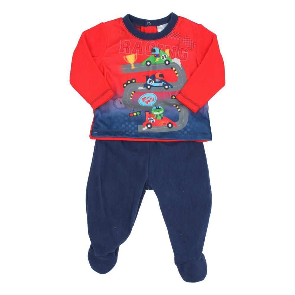 Pijama Bebe Niño Baby / 2 Piezas image number 0.0