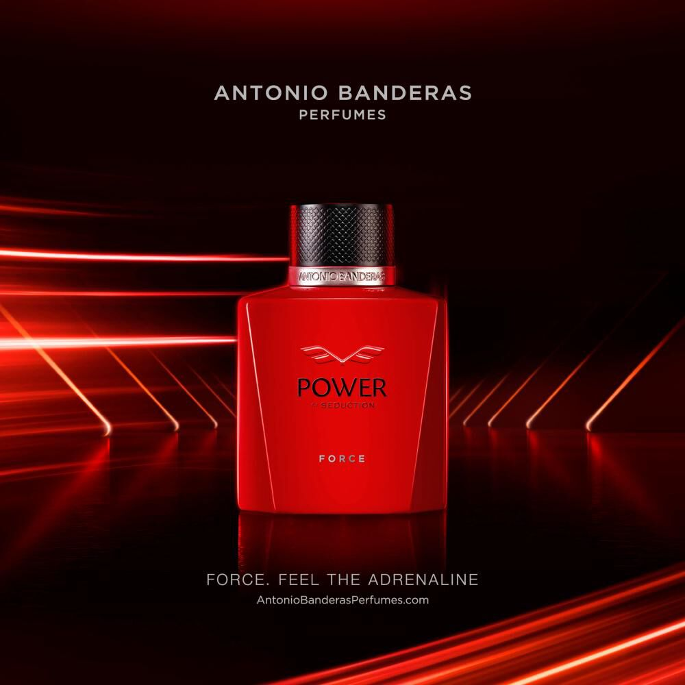 Antonio Banderas Power Of Sed Force Le 2020 Edt 100ml image number 3.0