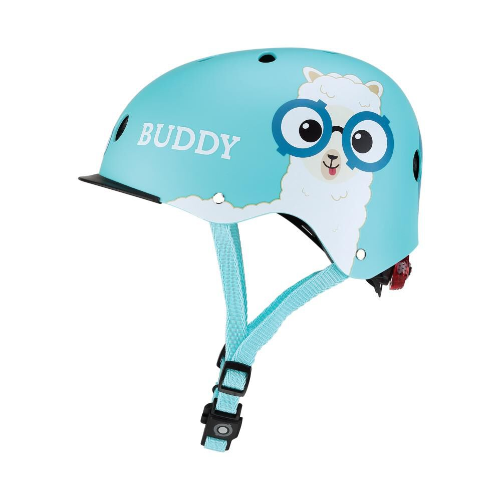 Casco Globber Helmet Elite Lights Buddy  Xs/S image number 1.0