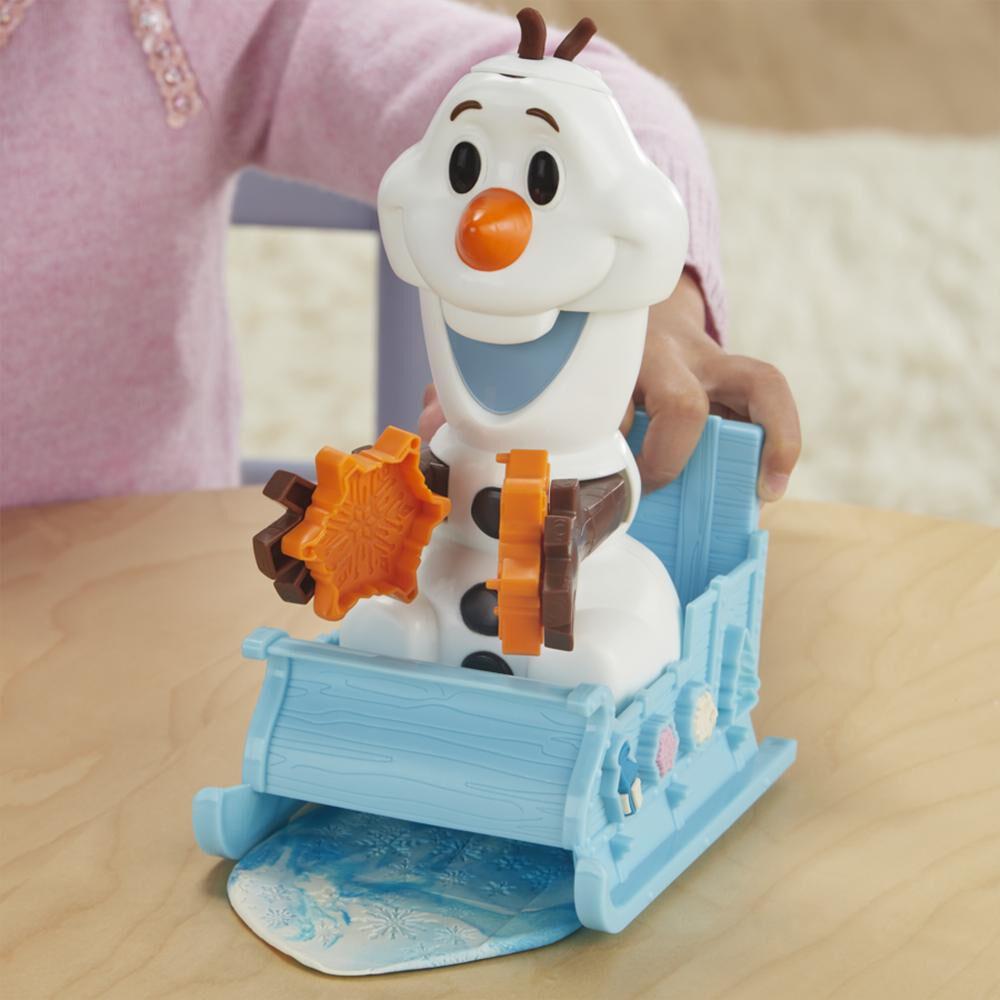 E5375 Play-Doh Frozen Olaf En image number 2.0