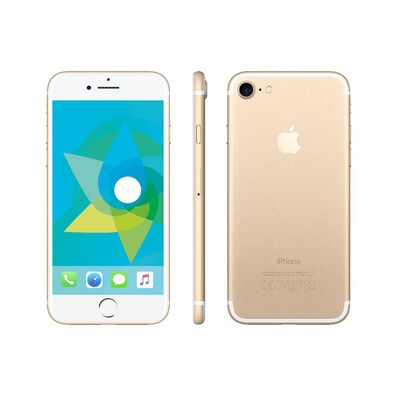 Smartphone Iphone 7 Reacondicionado  Dorado 32 Gb / Liberado