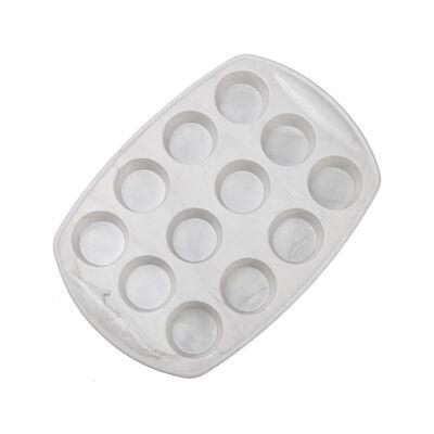 Molde De Silicona Kitchenware Muffins