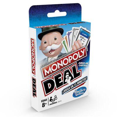 Juegos Familiares Monopoly Deal