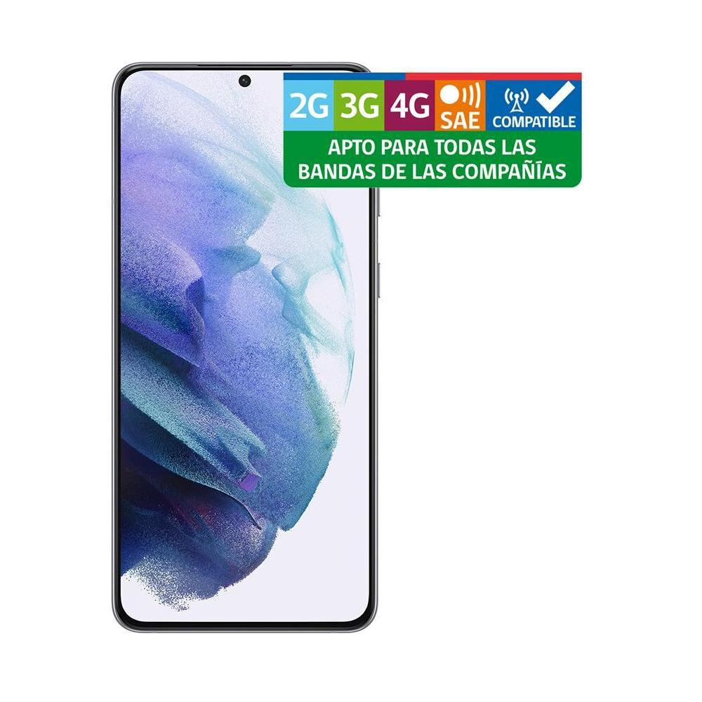Smartphone Samsung S21+ Phantom Silver / 128 Gb / Liberado image number 8.0