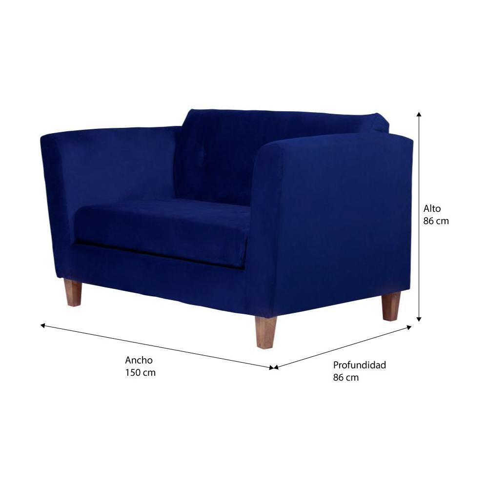 Sofa Casaideal Miconos / 2 Cuerpos image number 3.0