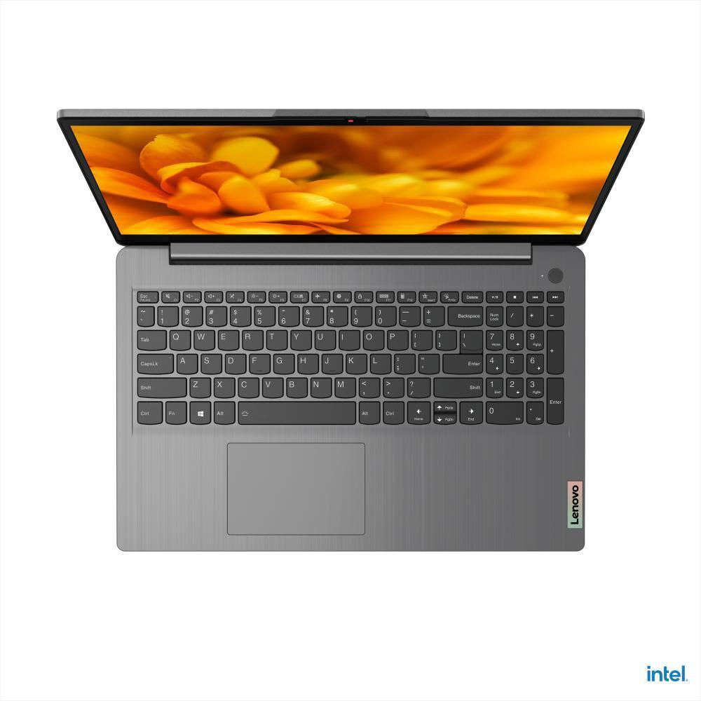 "Notebook Lenovo Ideapad 3 15itl6 / Arctic Grey / Intel Core I3 / 4 Gb Ram / Intel Uhd Graphics / 256 Gb Ssd / 15.6 "" image number 4.0"