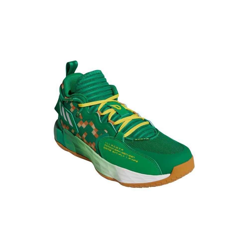 Zapatilla Basketball Hombre Adidas Dame 7 Extply image number 0.0