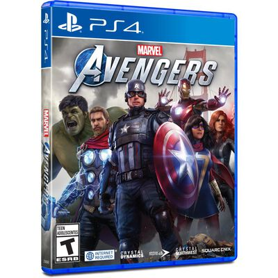 Juego Sony Marvels Avengers