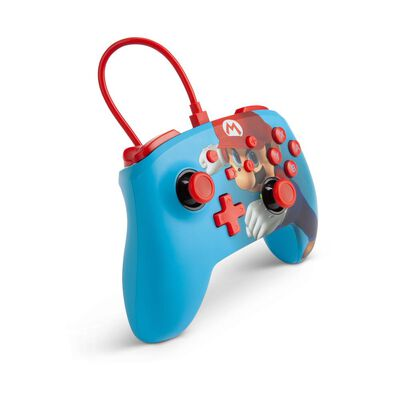 Control Nintendo Switch Nintendo Mario Punch