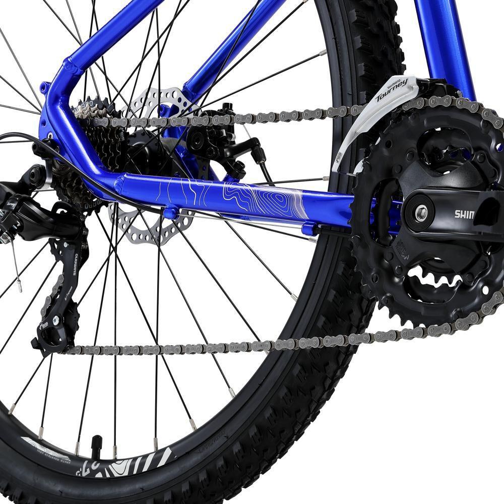 Bicicleta Mountain Bike Oxford Orion 4 / Aro 27.5 image number 1.0