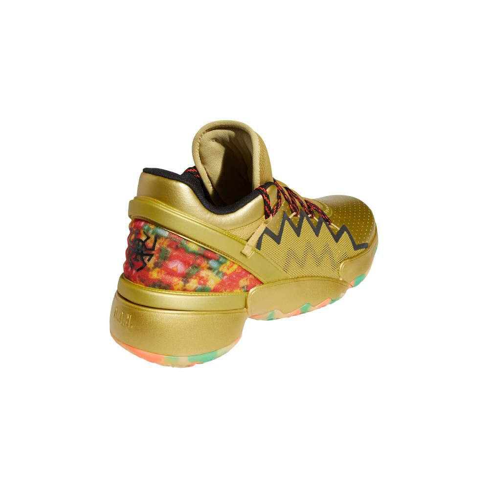 Zapatilla Basketball Hombre Adidas D.o.n. Issue #2 image number 2.0