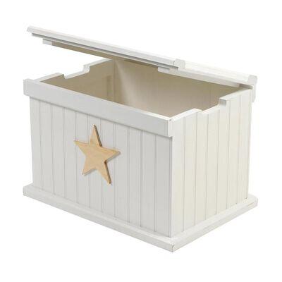 Organizador De Pies A Cabeza Velador Con Estrella