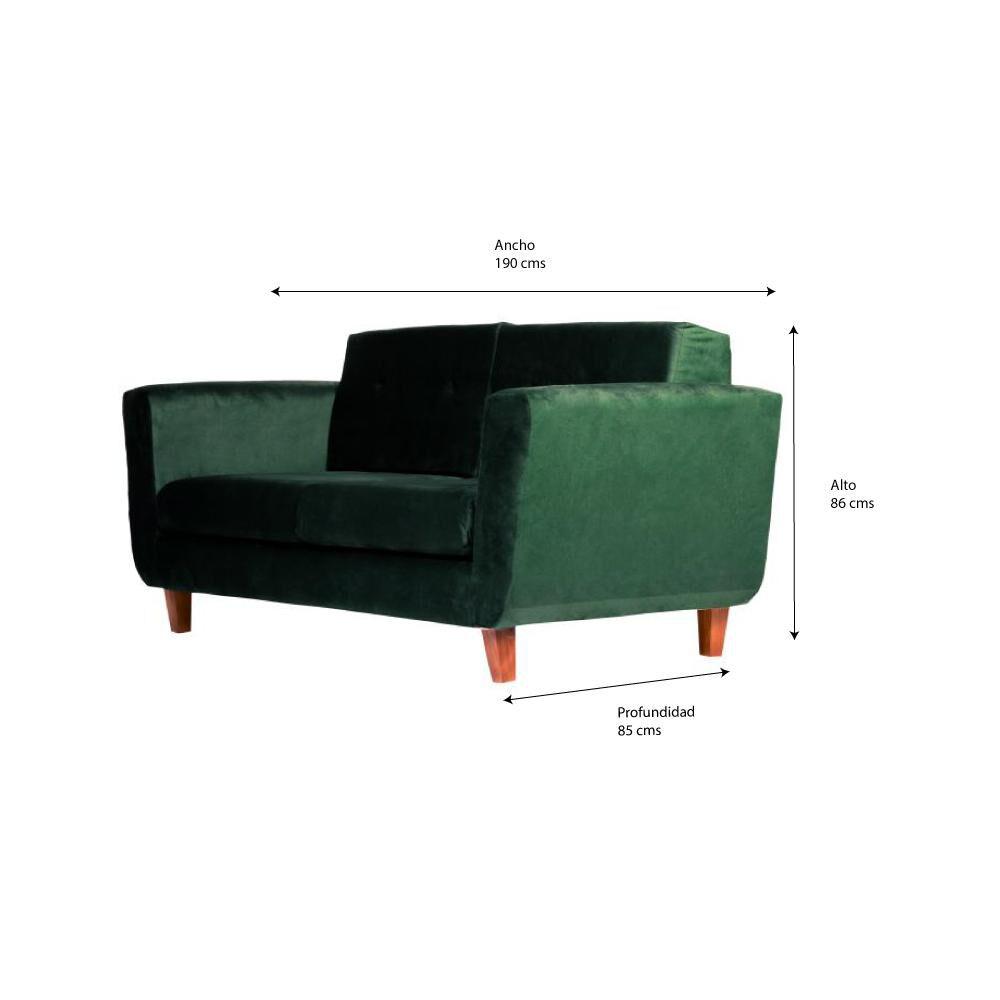 Sofa Casaideal Agora / 3 Cuerpos image number 3.0