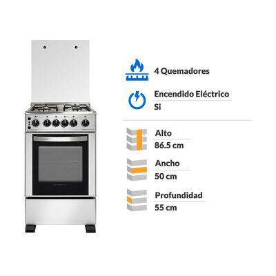 Cocina Sindelen Ch-5700 4 Quemadores