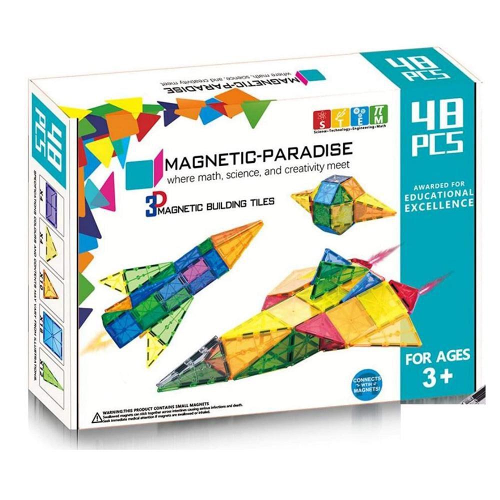 Puzzle Magnetics Z21807-4 Paradise image number 0.0