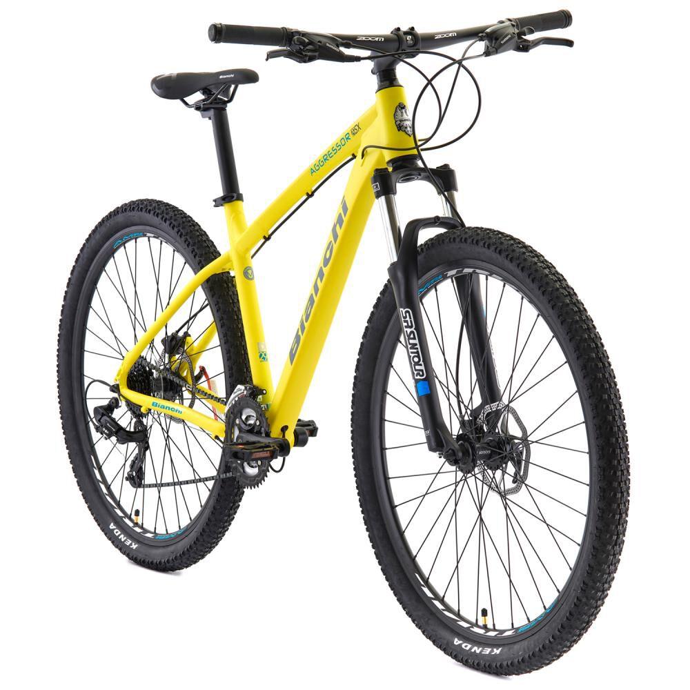 Bicicleta Mountain Bike Bianchi Aggressor Sx / Aro 29 image number 2.0