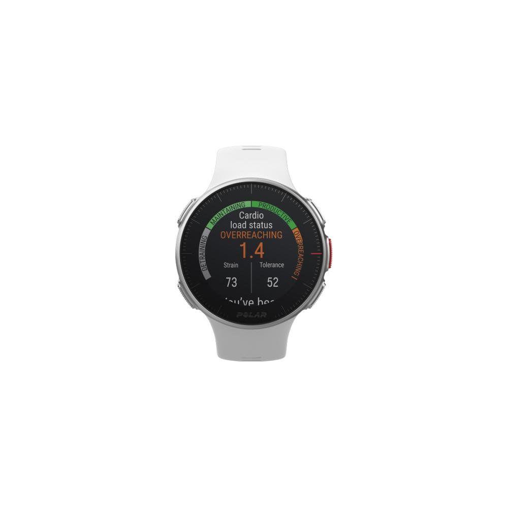 Smartwatch Polar Vantage V  Blanco image number 1.0