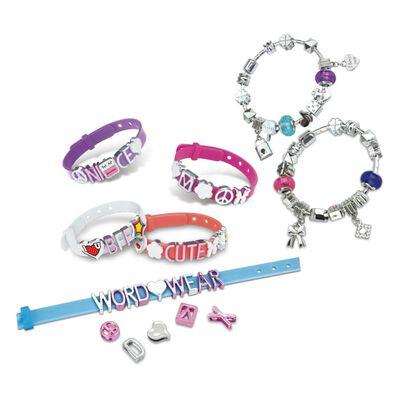 Juego De Joyas Hitoys Charms And Bracelets