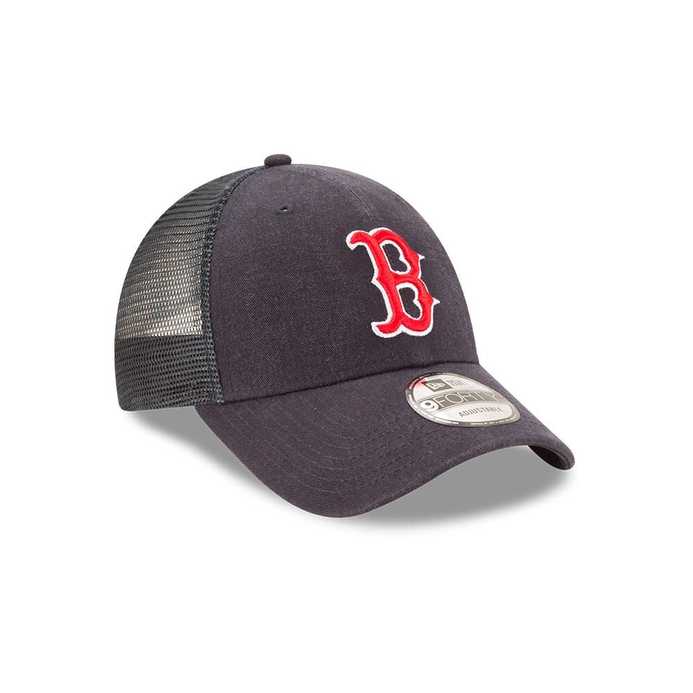 Jockey New Era 940 Trucker Boston Red Sox image number 1.0