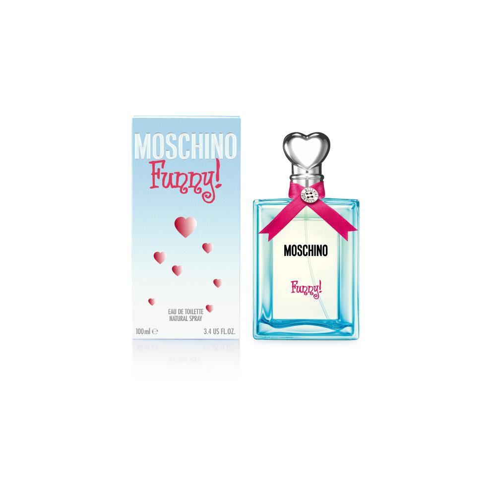 Perfume M Funny Moschino / 100 Ml / Edt image number 1.0
