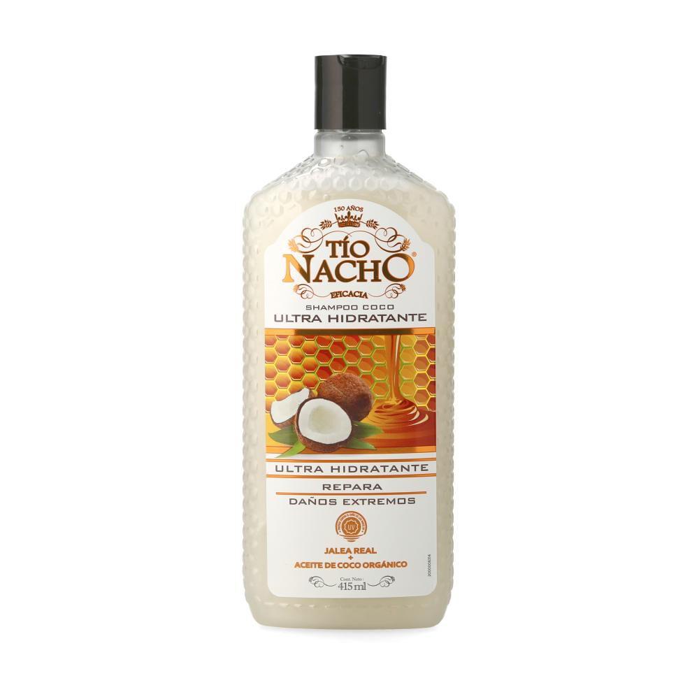 Shampoo Tio Nacho Coco Ultra Hidratante image number 2.0