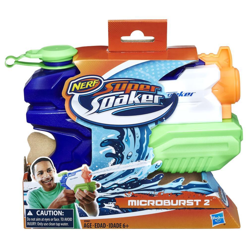 Lanza Agua Super Soaker image number 1.0