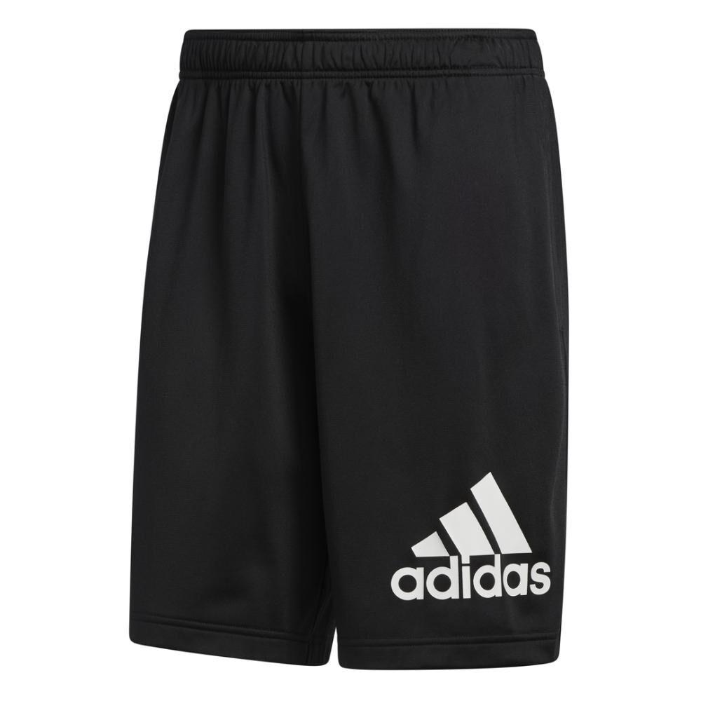 Short Deportivo Unisex Adidas Knit Logo image number 7.0