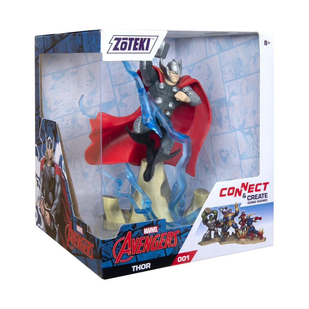 Figura De Acción Zoteki Avengers Thor image number 0.0
