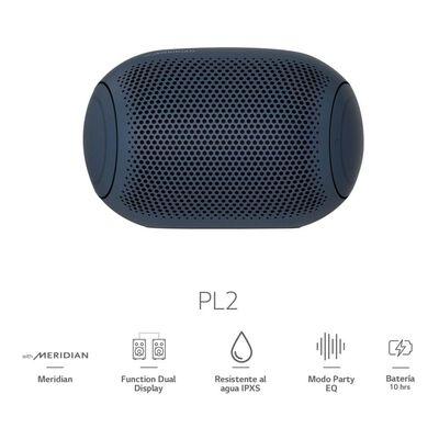 Parlante Portatil Bluetooth LG XBOOM Go PL2 2020