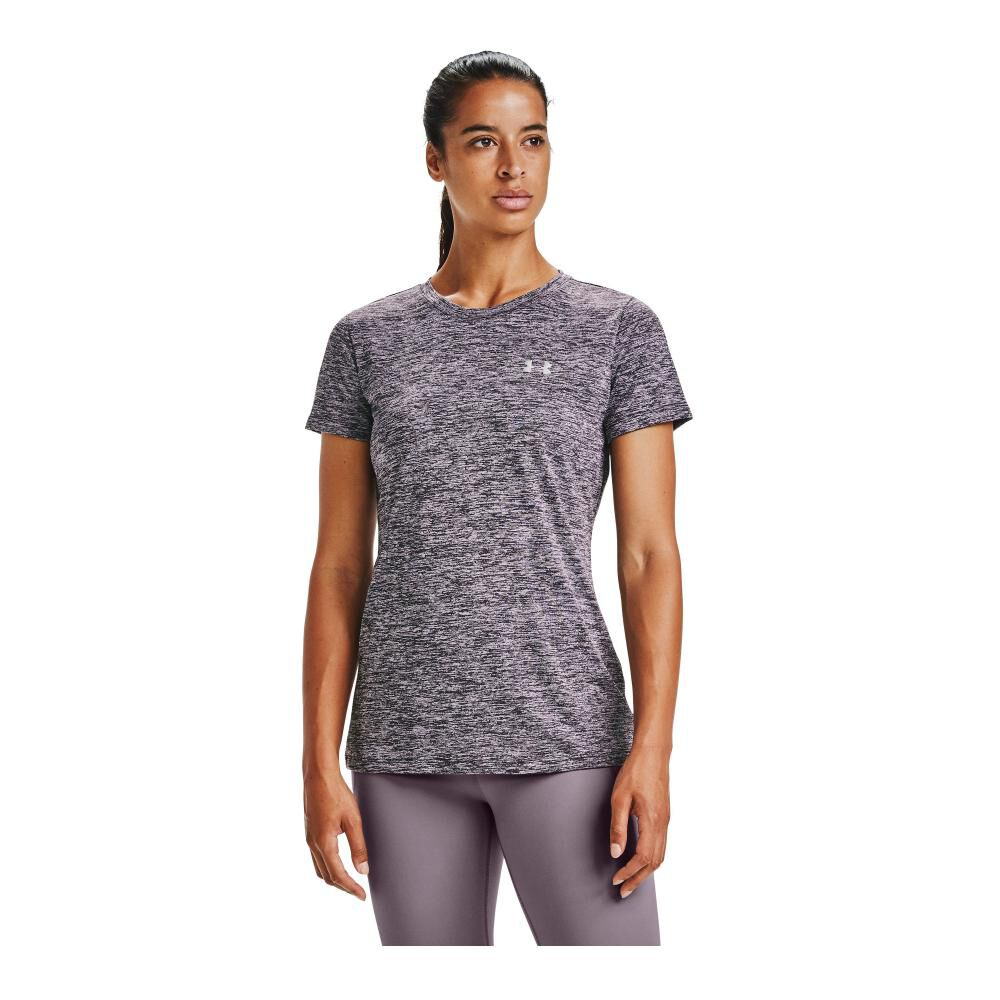 Polera Mujer Under Armour Tech Twist image number 2.0
