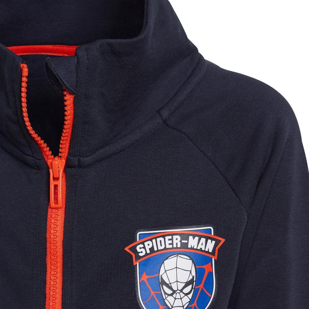 Polerón Niño Adidas Marvel Spider-man image number 2.0