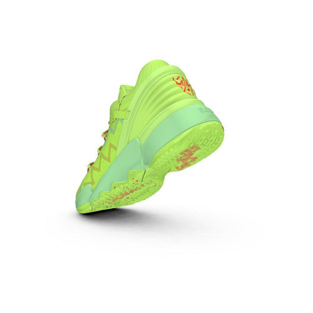 Zapatilla Basketball Juvenil Unisex Adidas D.o.n Issue 2 image number 3.0