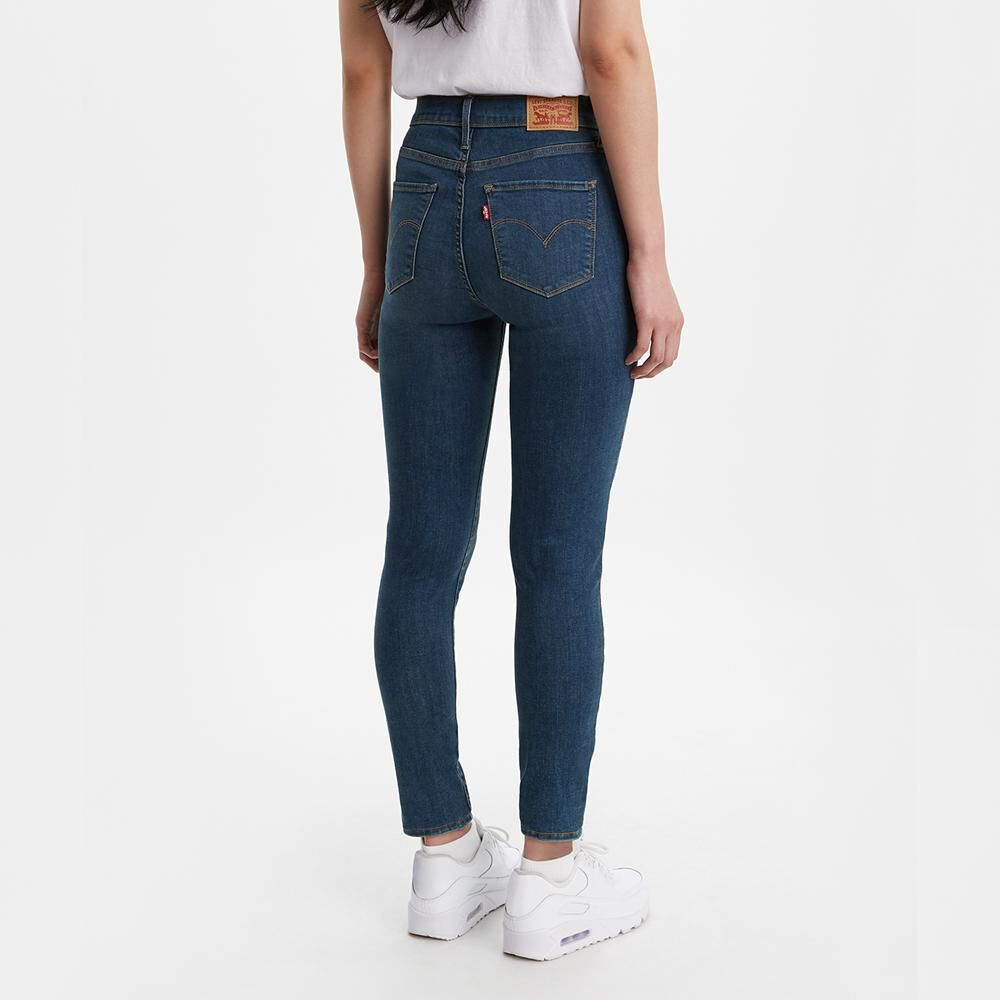 Jeans Mujer Super Skinny Tiro Alto Levi's 720 image number 2.0