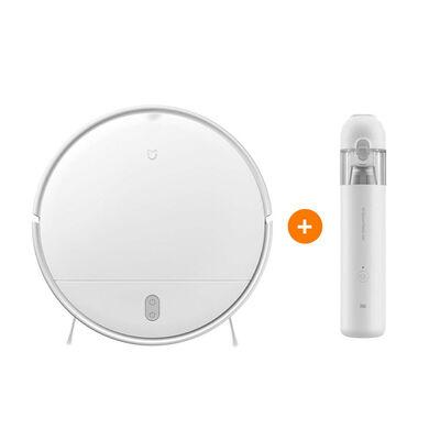 Mi Robot Vacuum-Mop Essential + Mi Vacuum Cleaner mini