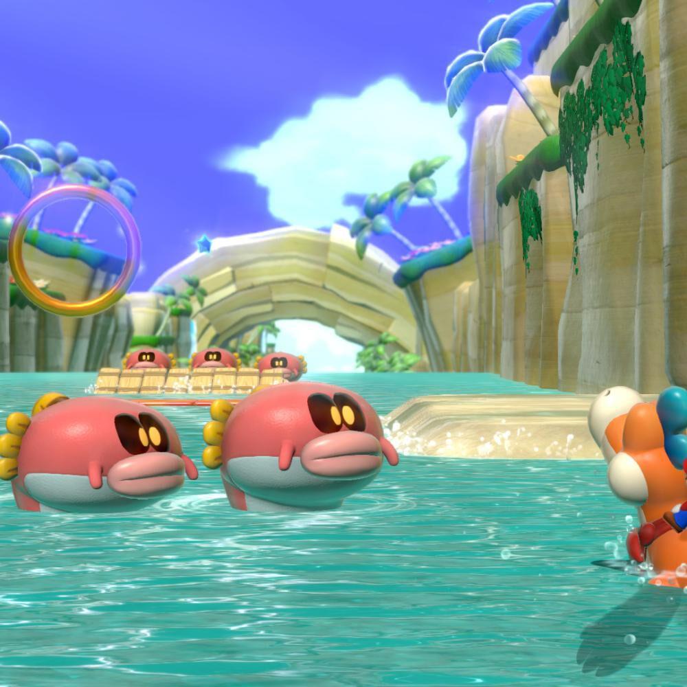 Juego Nintendo Switch Nintendo Super Mario™ 3d World + Bowser's Fury image number 6.0