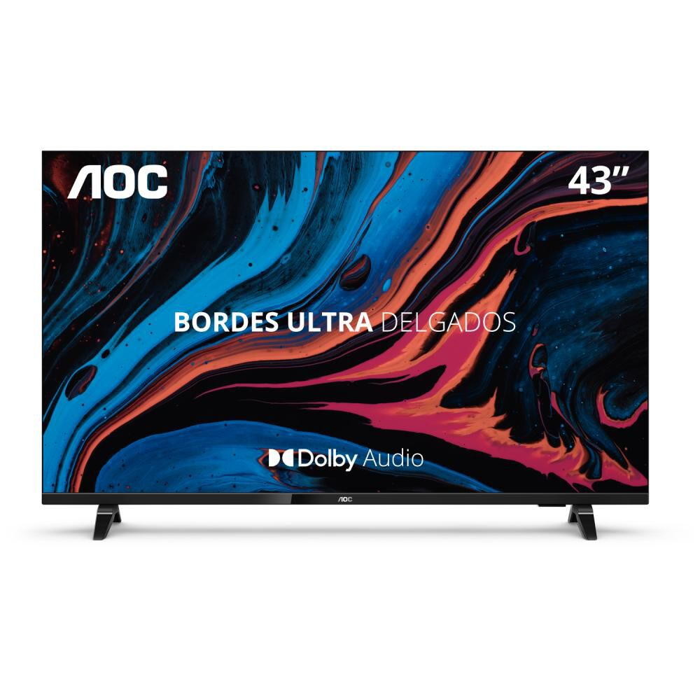 "Led AOC 43S5305 / 43 "" / Full HD / Smart Tv image number 5.0"