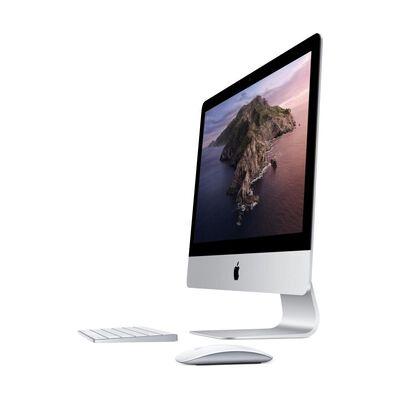 "Apple iMac / Plata / Intel Core I5 / 8 Gb de Ram / Iris Plus Graphics 640 / SSD 256 Gb / 21.5"""