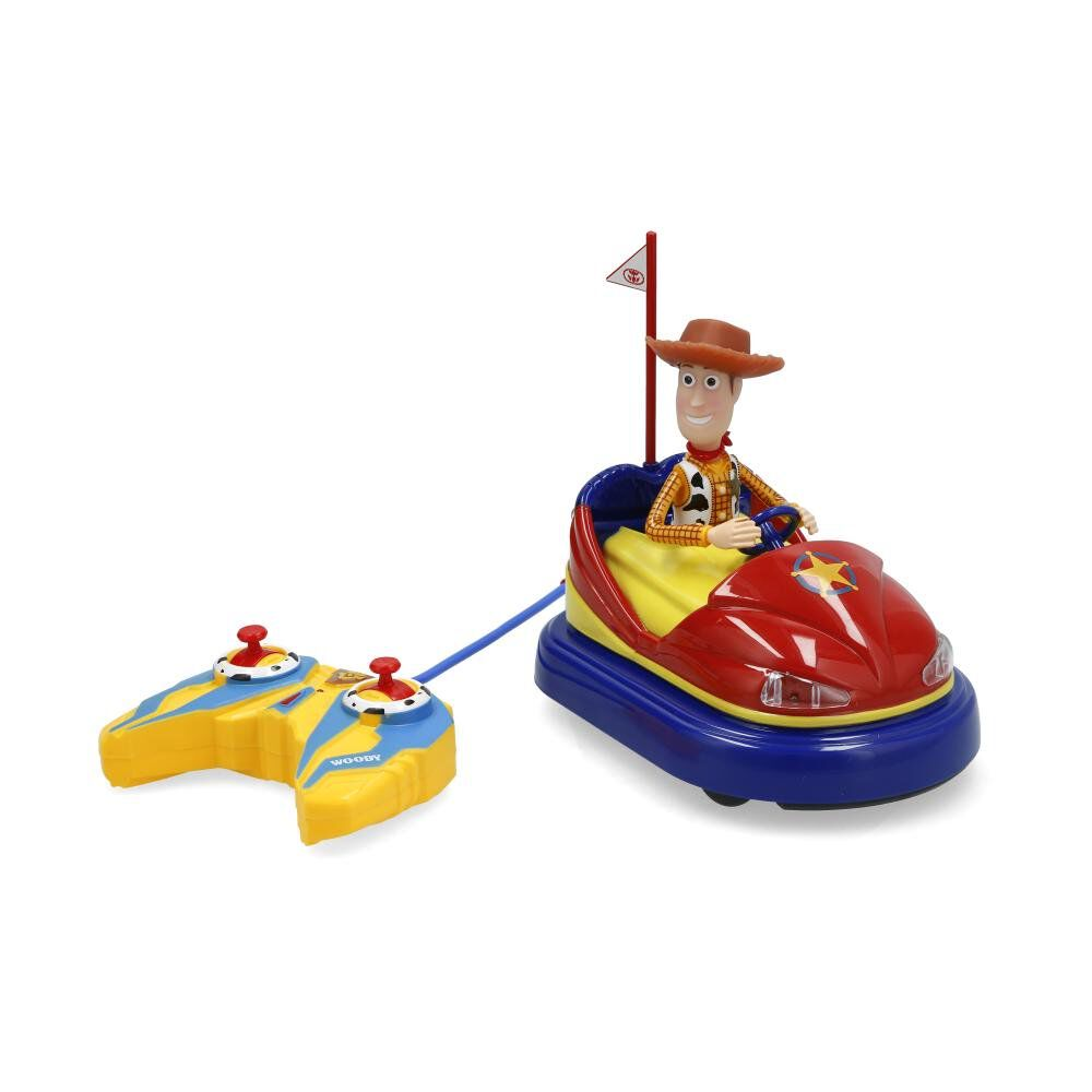 Figura De Pelicula Toy Story Coches Chocones Woody image number 0.0
