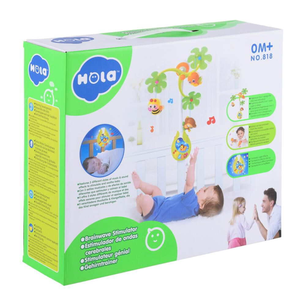 Móvil Interactivo Baby Way image number 8.0