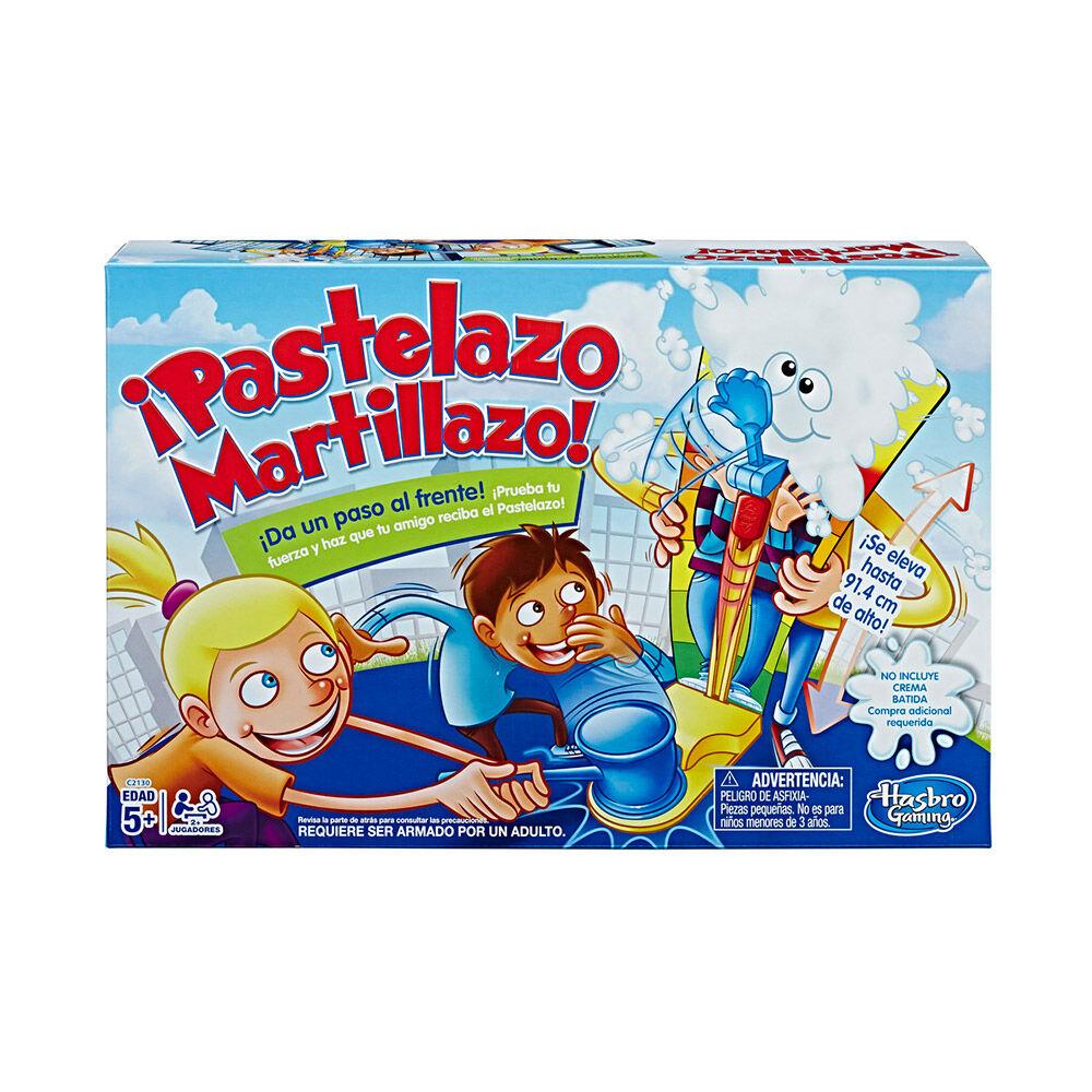 Juego Hasbro Gaming Pastelazo Martillazo image number 0.0