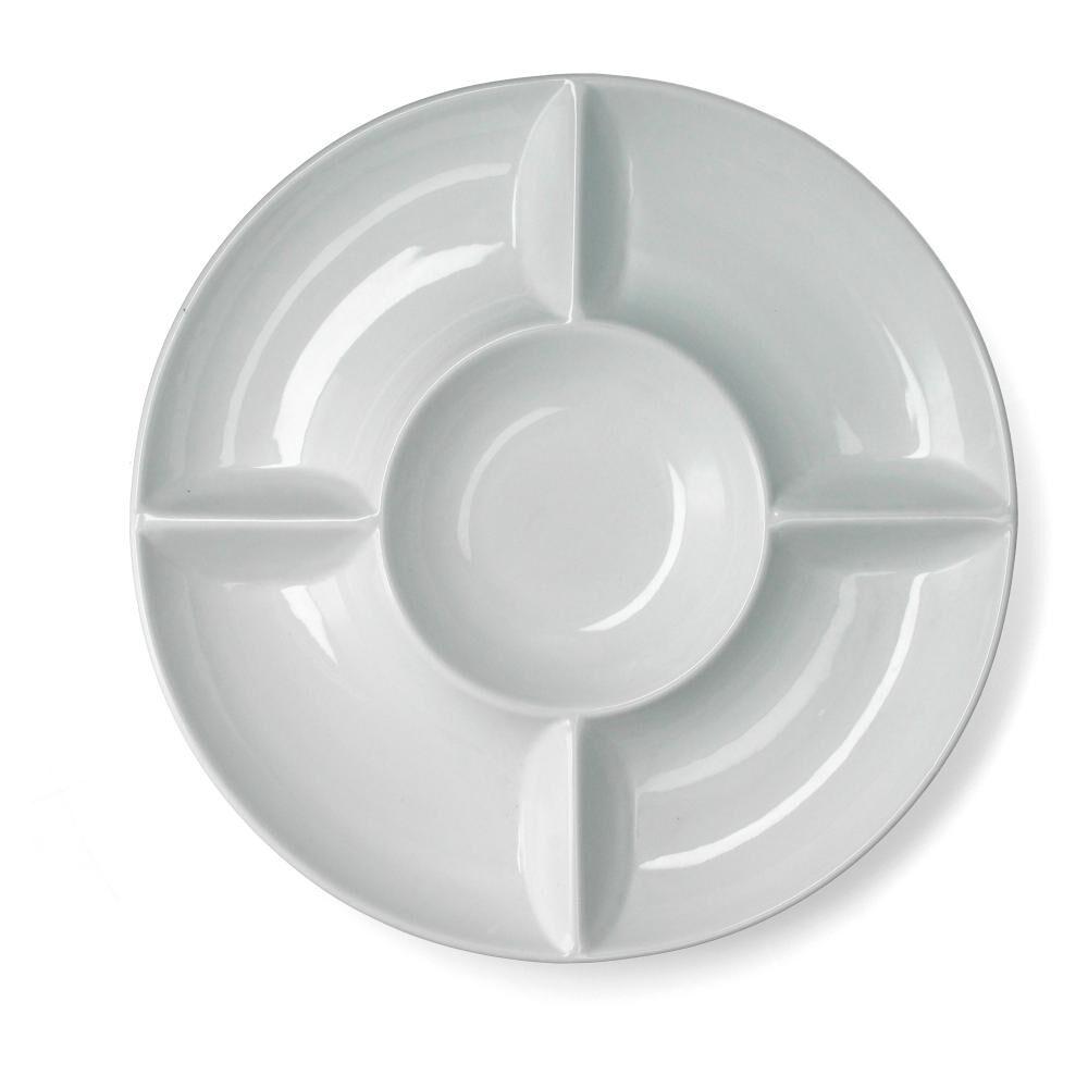 Plato Cocktail Casaideal Circular   / 1 Pieza image number 1.0