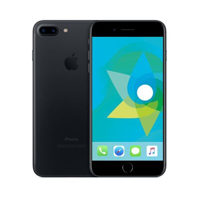 Smartphone Iphone 7 Plus Reacondicionado 32 Gb Black / Liberado