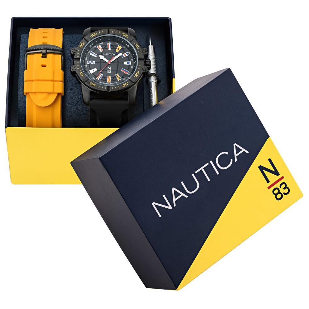 Reloj Hombre Nautica Napgcs009 image number 1.0