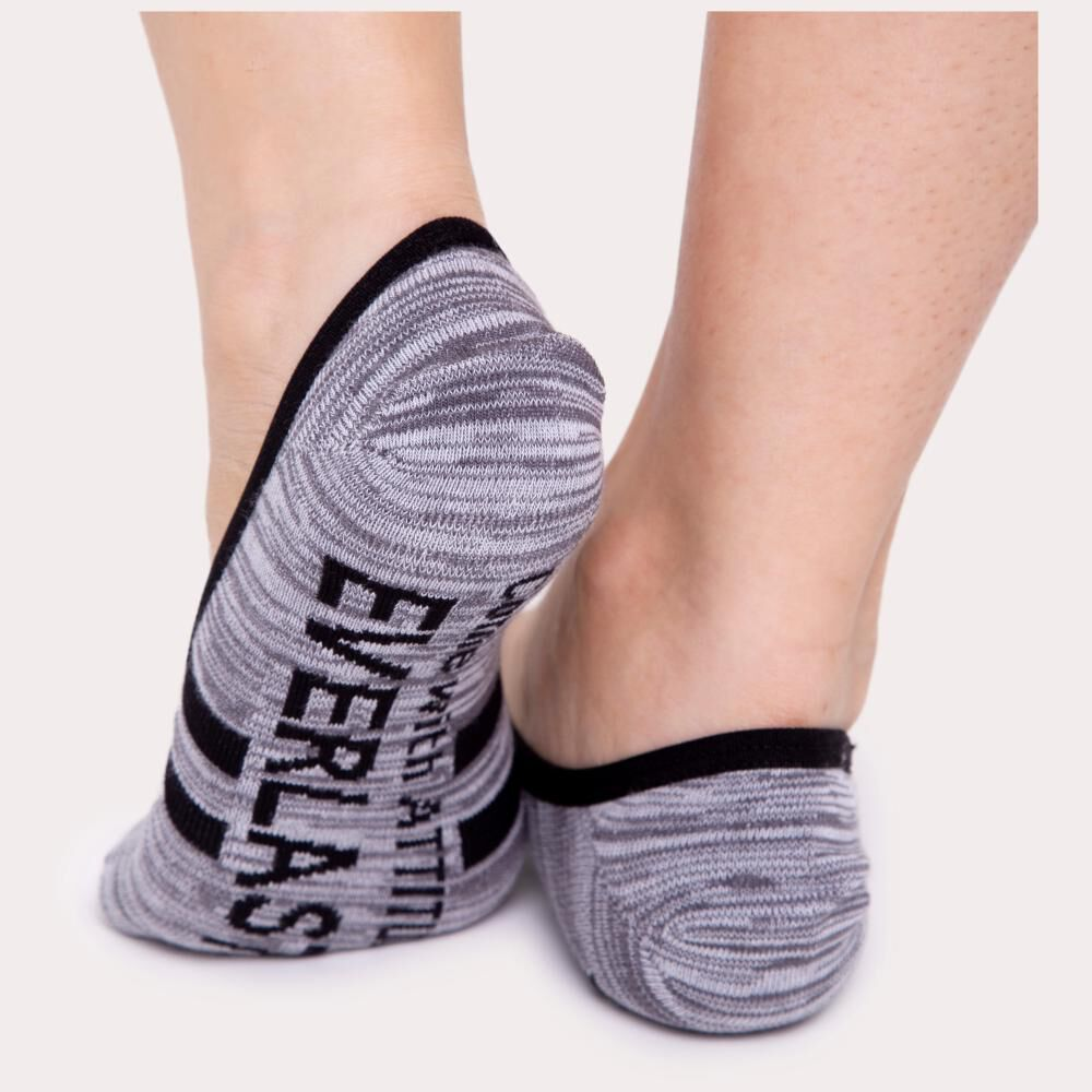 Tripack Calcetines Mujer Everlast image number 4.0